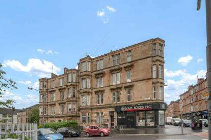 2 Bedrooms Flat for sale in Millwood Street, Shawlands, Glasgow