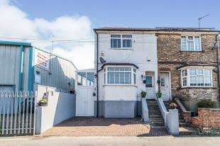 4 Bedrooms Semi Detached House for sale in Alma Place, Rochester, Strood, Kent
