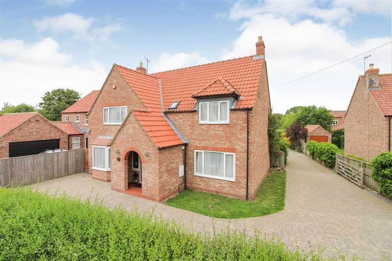 5 Bedrooms Detached House for sale in Station Road, Cranswick, Driffield