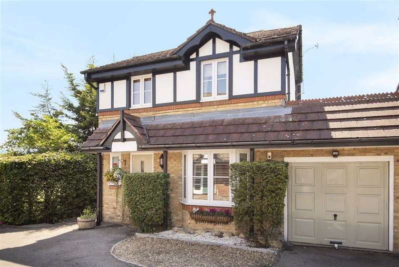 4 Bedrooms House for sale in Partridge Close, Arkley, Hertfordshire