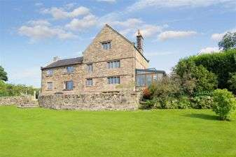 4 Bedrooms Detached House for sale in Rushton Spencer, Macclesfield, Cheshire