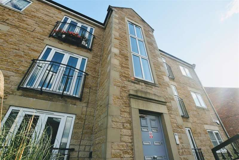 2 Bedrooms Flat for sale in Dodworth Road, Barnsley, S70 6HQ