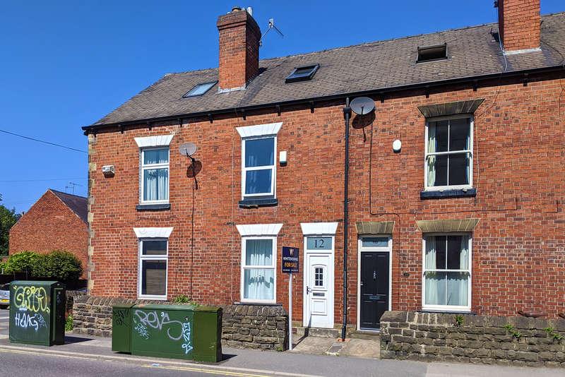 3 Bedrooms Terraced House for sale in Greystones Road, Greystones