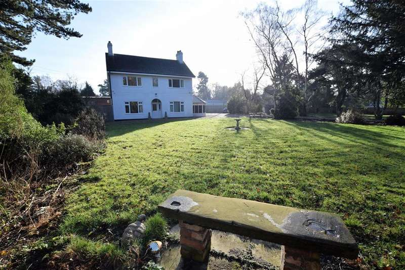 5 Bedrooms Detached House for sale in Scotter Common, Gainsborough, DN21 3JF