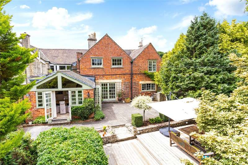 5 Bedrooms Semi Detached House for sale in Rodborough Common, Stroud, Gloucestershire, GL5