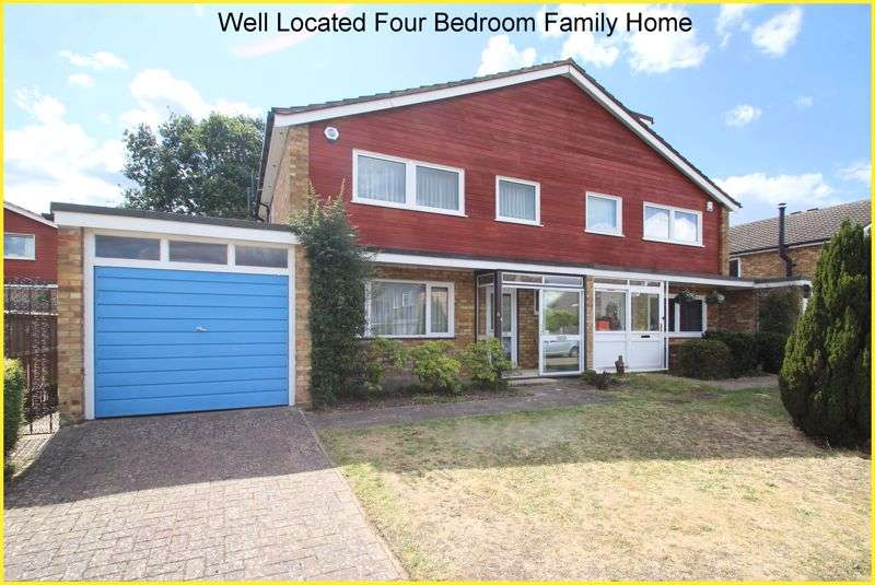 4 Bedrooms Property for sale in Blakes Green, West Wickham
