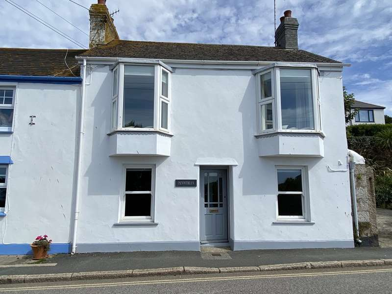 3 Bedrooms End Of Terrace House for sale in Fore Street, Marazion