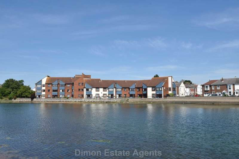 2 Bedrooms Retirement Property for sale in Alver Quay, Gosport