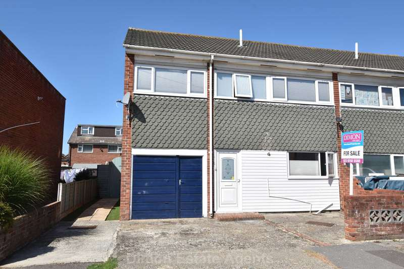 4 Bedrooms Semi Detached House for sale in Oakdene, Gosport