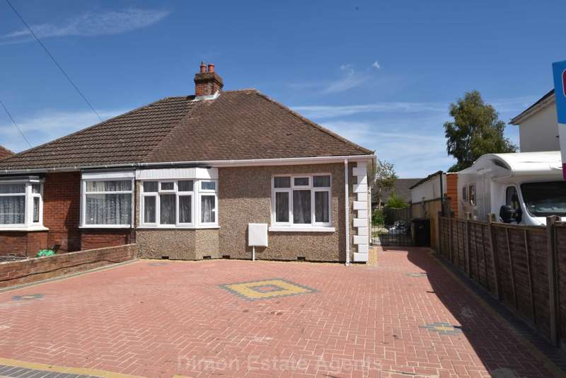 2 Bedrooms Semi Detached Bungalow for sale in Conifer Grove, Bridgemary