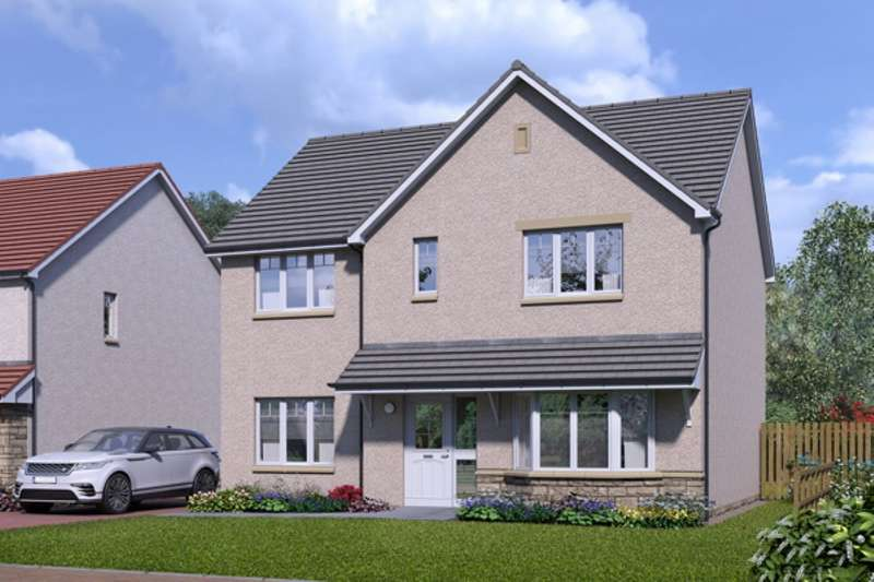4 Bedrooms Detached House for sale in Silver Glen, FK12