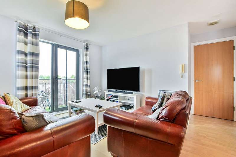 2 Bedrooms Apartment Flat for sale in Quay 5, 232 Ordsall Lane, Salford, M5