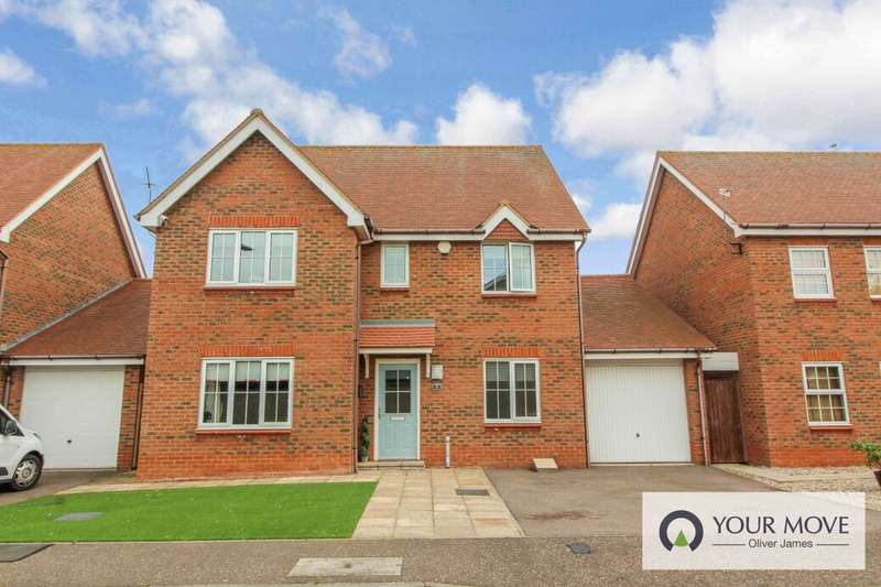 5 Bedrooms Detached House for sale in Carrel Road, Gorleston, Great Yarmouth, NR31