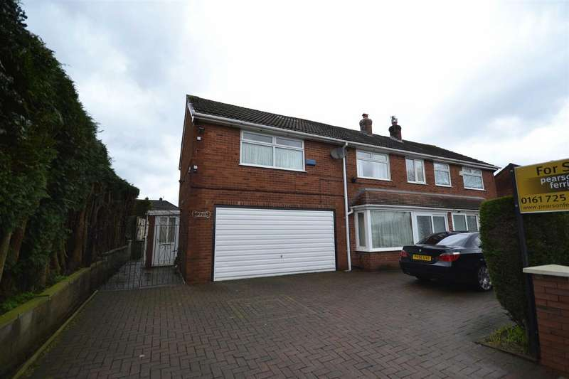 5 Bedrooms Semi Detached House for sale in Bury Road, Radcliffe, Manchester