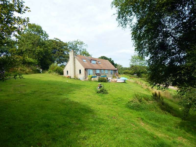5 Bedrooms Detached House for sale in Marshwood, Dorset