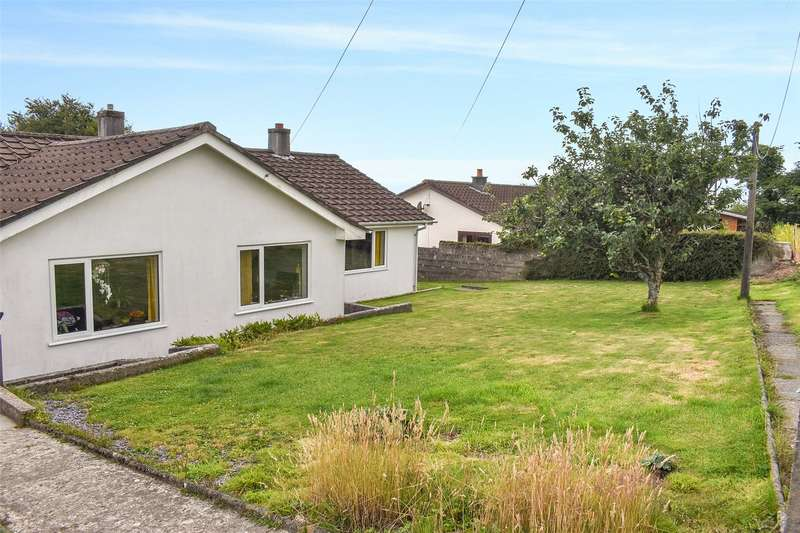 3 Bedrooms Bungalow for sale in St Anns Chapel, Gunnislake, Cornwall, PL18