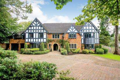 5 Bedrooms Detached House for sale in Collar House Drive, Prestbury, Macclesfield, Cheshire