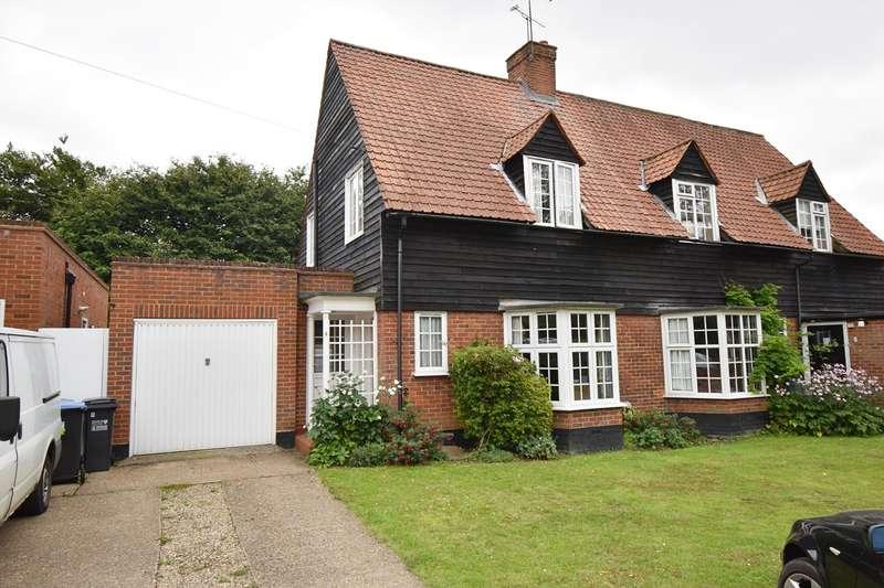 3 Bedrooms Semi Detached House for sale in Blakemere Road, Welwyn Garden City, AL8
