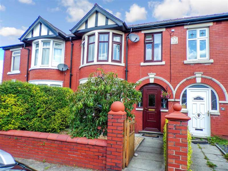 3 Bedrooms Terraced House for sale in Leige Road, Leyland