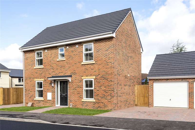 3 Bedrooms Detached House for sale in Cosway Court, Wanborough Road, Swindon, Wiltshire, SN3