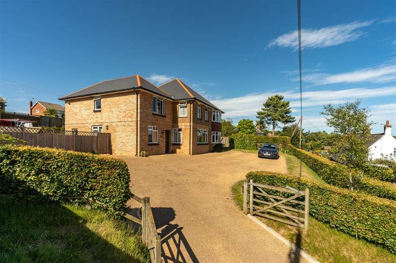 6 Bedrooms Detached House for sale in Highbank, Easole Street, Nonington