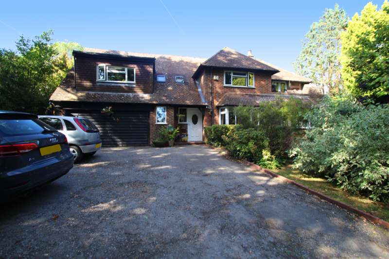 4 Bedrooms Detached House for sale in Little Browns Lane, Edenbridge, TN8