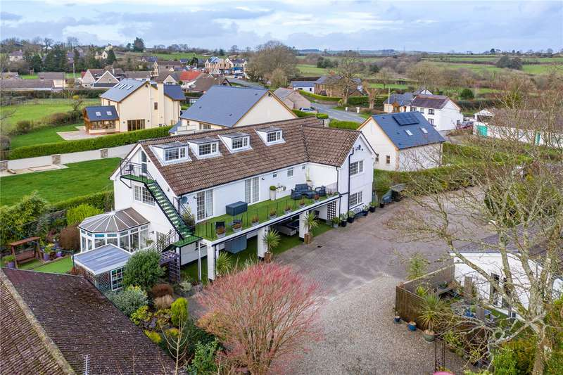 7 Bedrooms Detached House for sale in Paddock Wood, Begelly, Kilgetty, Pembrokeshire