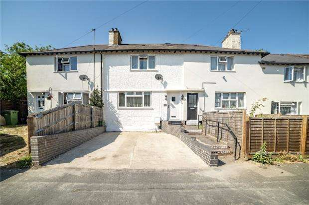 3 Bedrooms Terraced House for sale in Keith Lucas Road, Farnborough, Hampshire