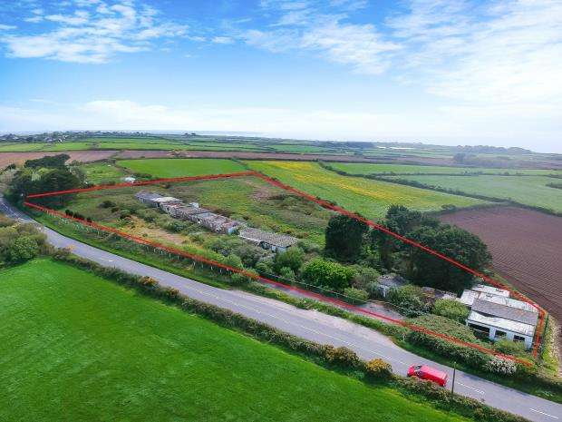 House for sale in Development Site, Praa Sands, helston, Cornwall