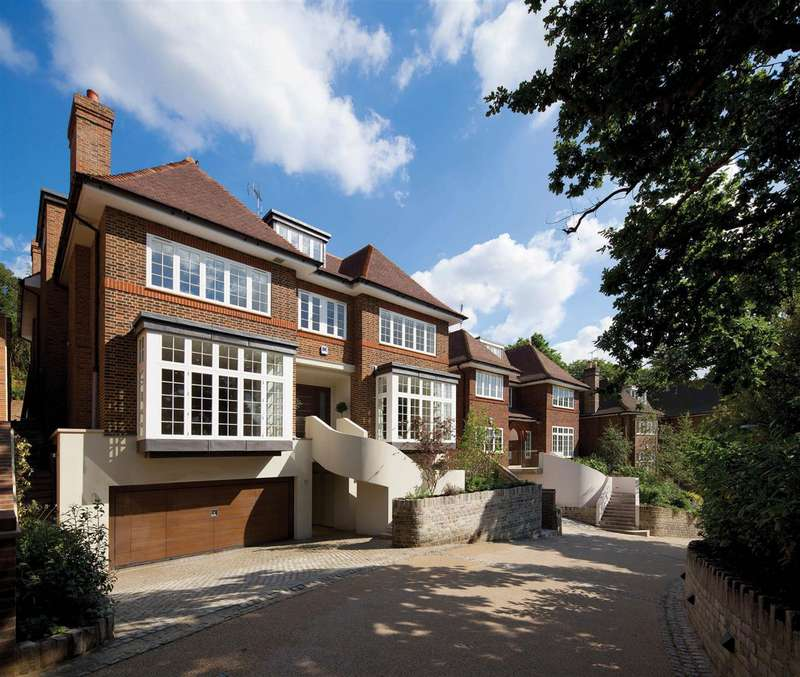 7 Bedrooms House for sale in Telegraph Hill, Hampstead, NW3