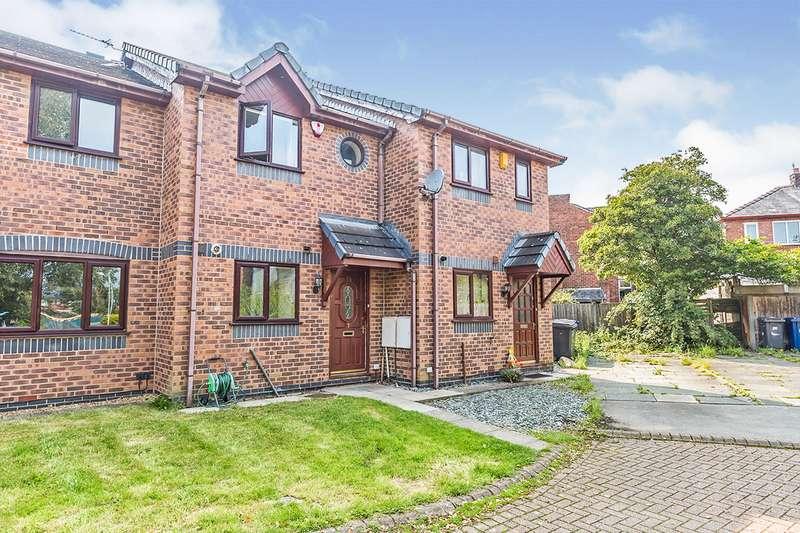 2 Bedrooms House for sale in Mosslands, Leyland, PR25