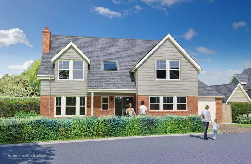 4 Bedrooms Detached House for sale in Gurnard, Cowes