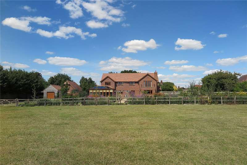 5 Bedrooms Detached House for sale in The Street, Binsted, Hampshire, GU34