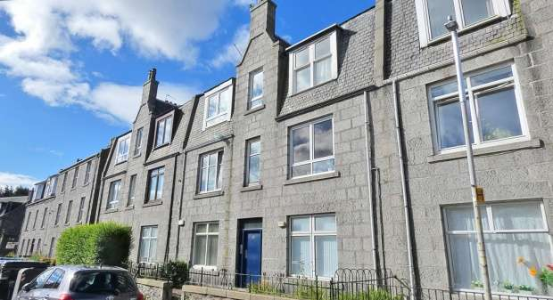 Flat for sale in Jute Street, Aberdeen, Aberdeenshire, AB24 3HA