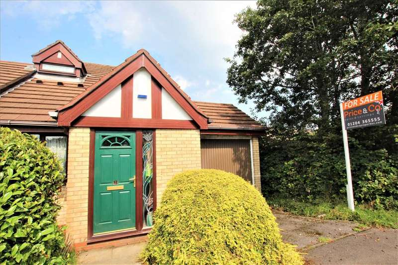 2 Bedrooms Semi Detached House for sale in Division Street, Bolton