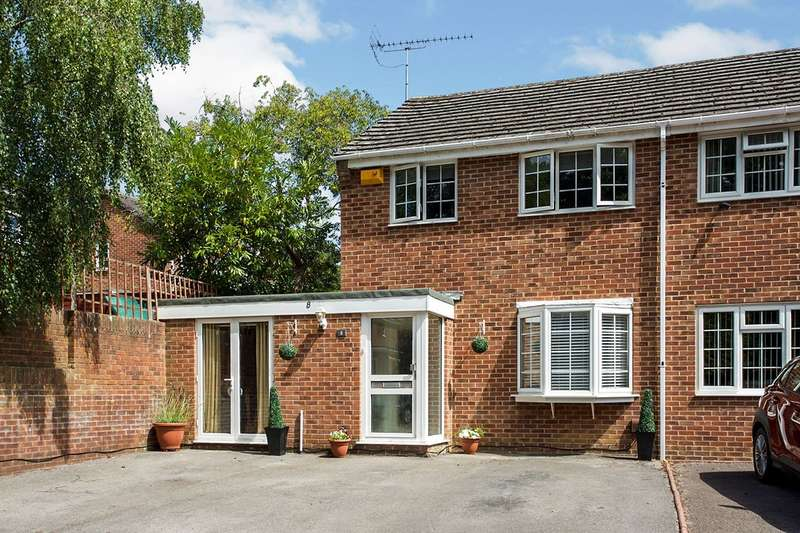 3 Bedrooms Semi Detached House for sale in Goldcrest Gardens, Southampton, Hampshire, SO16
