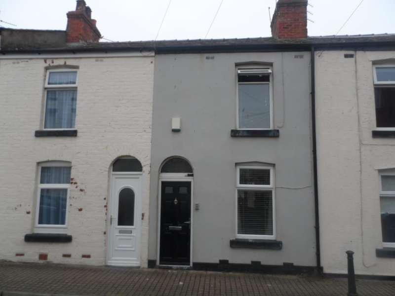 3 Bedrooms Terraced House for sale in Caroline Street, Blackpool, FY1 5BU