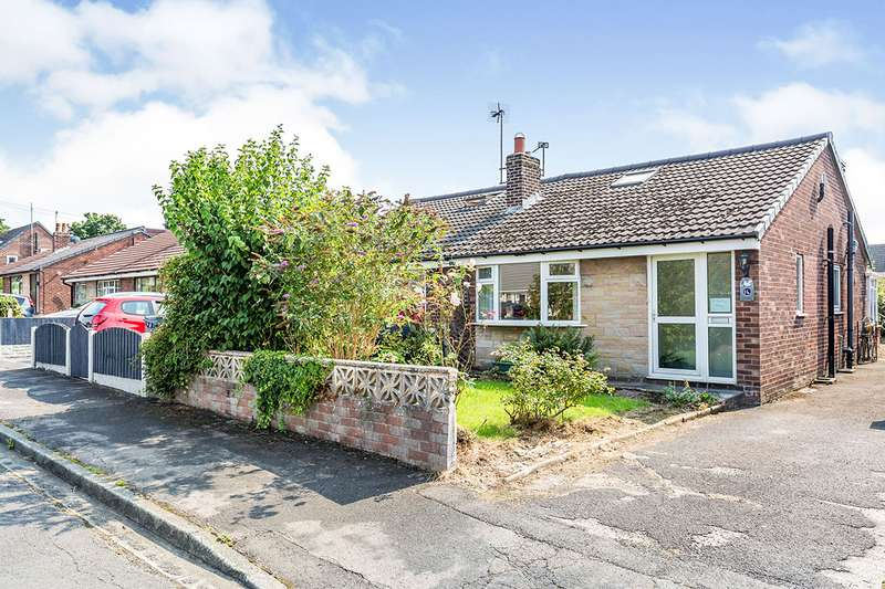 2 Bedrooms Semi Detached Bungalow for sale in Mintholme Avenue, Hoghton, Preston, PR5