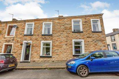 5 Bedrooms End Of Terrace House for sale in Collinge Street, Padiham, Lancashire, BB12