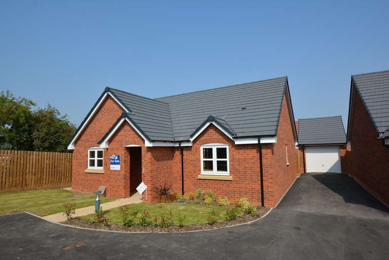 2 Bedrooms Detached Bungalow for sale in Plot 31 The Fairfield at Imperial Gardens