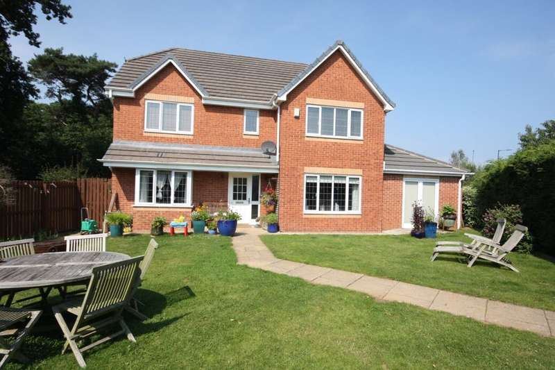 5 Bedrooms Detached House for sale in Nidderdale, Skelton-In-Cleveland, Saltburn-By-The-Sea, TS12