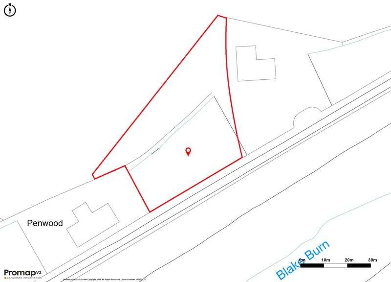 Property for sale in Land North East of Penwood, Gattonside, Melrose