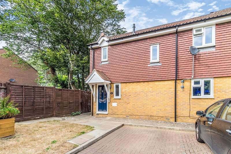 3 Bedrooms End Of Terrace House for sale in Wildfell Close, Chatham, Kent, ME5