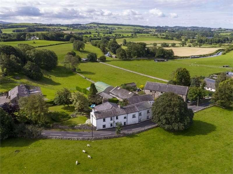 Detached House for sale in Mansergh Farmhouse Cottages, Borwick, Carnforth, Lancashire