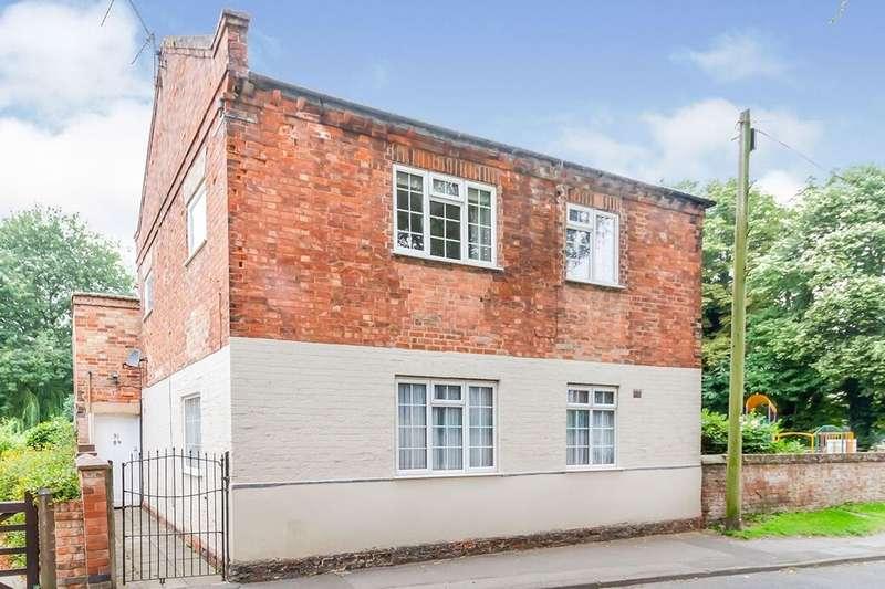 2 Bedrooms Flat for sale in Main Street, Sutton Bonington, Loughborough, LE12
