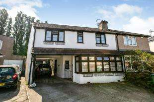4 Bedrooms Semi Detached House for sale in Olron Crescent, Bexleyheath, Kent