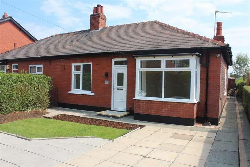 2 Bedrooms Semi Detached Bungalow for sale in Leyland Road, Penwortham, Preston