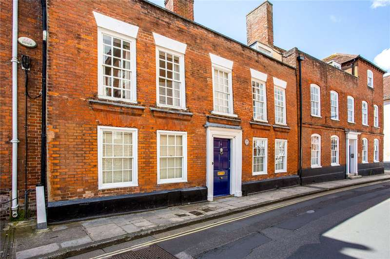 6 Bedrooms Terraced House for sale in East Pallant, Chichester, West Sussex, PO19