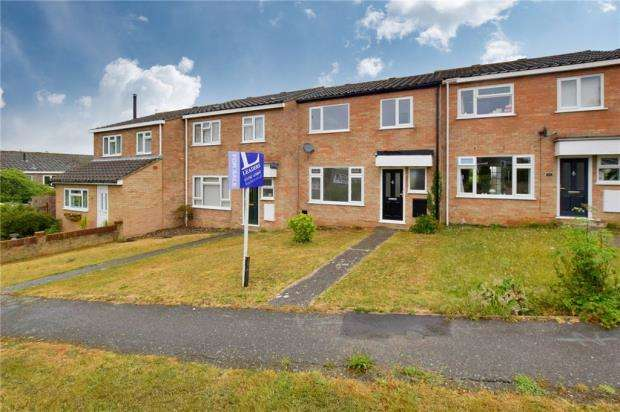 3 Bedrooms Terraced House for sale in Spansey Court, Halstead, Essex