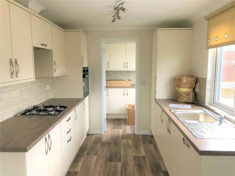 2 Bedrooms Bungalow for sale in 34 Tavern Park, Forden, Powys, SY21 8NN
